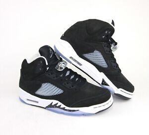 Nike Air Jordan 5 Retro Moonlight Black White Oreo 2021 CT4838-011