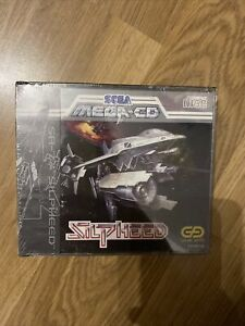 Sega Mega CD PAL game SILPHEED - with manual in New (Other) condition (Mega-CD)