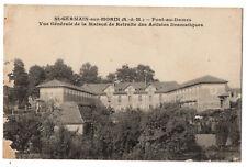 CPA 77 - SAINT GERMAIN SUR MORIN (Seine et Marne) - Pont aux Dames. Maison de...
