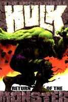 Incredible Hulk Volume 1 Return of the Monster GN Bruce Jones John Romita New NM
