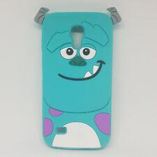 Funda Carcasa Silicona 3D Monstruos S.A Sulley Samsung Galaxy S4 MINI i9190