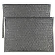 "Broan 99010300 Fits Aluminum Mesh Range Hood Filter 11-7/8"" x 17-11/32"" (2 PACK)"