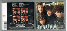 "THE ROMANTICS very rare ""Rhythm Romance"" CD (Nemperor Epic Records)"
