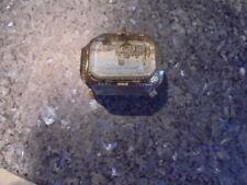 belle boite bijoux ou reliquaire verre biseauté
