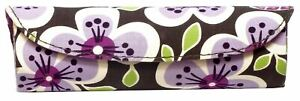 Vera Bradley Authentic Hard Eyeglass Case #5 12 To Choose From Flowers Colorful