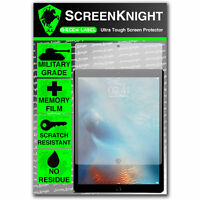 ScreenKnight Apple iPad Pro 12.9 (1st Gen) SCREEN PROTECTOR Military Shield