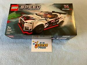 Lego Speed Champions 76896 Nissan GT-R NISMO New/Sealed/Hard to Find
