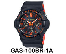 100% Authentic Casio G Shock GAS-100BR-1A