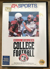 Bill Walsh College Football (Sega Mega Drive, 1993)