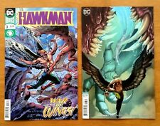 Hawkman #15 Cover A YOTV Dark Gifts  8//14//19 NM
