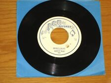 """BLUES 45 RPM - MERCY BABY - ACE 535 - """"MERCY'S BLUES"""" + """"SILLY DILLY WOMAN"""""""