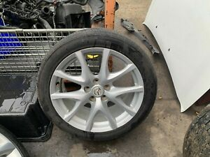 2007 2008 2009 2010 MAZDA RX8 SERIES 2 18 INCH SINGLE MAG WHEEL WITH TYRE