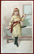 Arbuckle's Ariosa Coffee, Arbuckle Bros. New York Antique Advertisement 1899