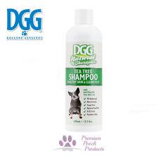 DGG Natural Therapies TEA TREE Dog Shampoo - Healthy Skin & Clean Coat