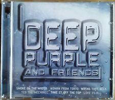 Deep Purple - Deep Purple & Friends (CD 2006) 2 Disc Compilation