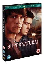 Supernatural - Series 3 - Complete (DVD, 2008, 5-Disc Set, Box Set)