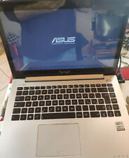 Notebook ASUS VivoBook S400CA Touch Core i7 SSD 24GB RAM 4 GB Win 10 Touch