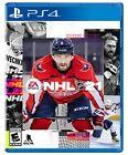NHL 21 Playstation 4 PS4 PS5 Hockey EA Sports National Hockey League - New!