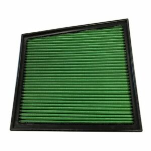 Green Filter High Performance Air Filter for 17-19 Sierra 3500 HD/Sierra 2500 HD