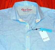d503edca71 Camisas de vestir de manga corta Robert Graham Para hombres