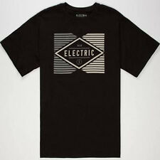 Electric Drag Short Sleeve Tee T-Shirt (M) Black