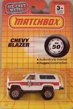 Matchbox # 1750 Chevy Blazer Sheriff SP-7  1:64   MIB