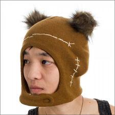 Star Wars Ewok Mascot Brown Beanie Laplander Hat Cap SALE