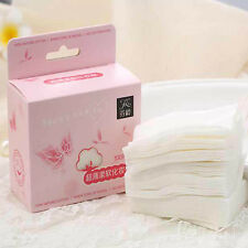 100Pcs Ultra-thin Cotton Puff Pad Cleaning Pads For Nail Polish Makeup Remover