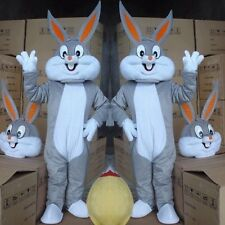 Bugs bunny rabbit mascot costume Foam  adult Fancy dress shipping to worldwide