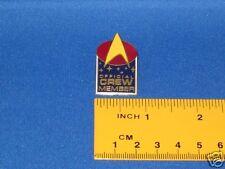 Star Trek Next Generation Official Crew Member Communicator Pin Badge STPIN1040