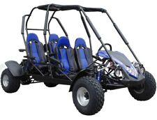 New 150cc 4-seat Trailmaster Xrx-R Go Kart with Reverse