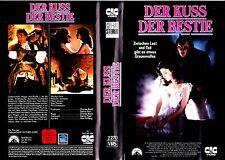 "VHS - FSK 18 - "" Der Kuss der BESTIE ( Meridian ) "" (1990) - Sherilyn Fenn - CIC"