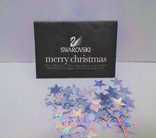 Swarovski Star Confetti, Christmas Holographic Confetti Star Decorations ~ New