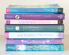 Lot of 7 EMILY WINDSNAP & PHILIPPA FISHER Series Set Chapter Books for Ages 8-12