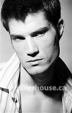 Lenox Fontaine Original B&W 35mm Film Negative Male Model Gay Interest Photo #10