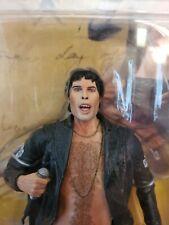 NRFB NECA Freddie Mercury Black Leather 7 inch figure (1970s look) US SALES ONLY