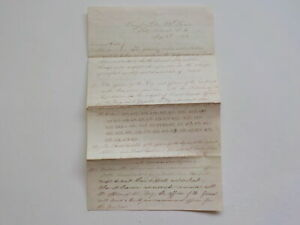 Civil War Document 1863 U.S. Forces Folly Island South Carolina General Order