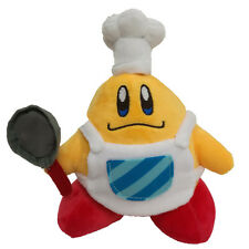 Super Mario Bros Cook Kirby Plush Soft Doll Toy 8 inch Christmas Xmas Gift