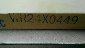 NEW GE REFRIGERATOR MAGNETIC DOOR GASKET WHITE WR24X0449 FREE SHIP