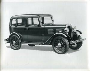 Standard Little Nine 1932-33 original official press photograph