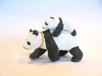 20-48)  NEU PAPO 50073 Pandabär mit Baby Tierfiguren Waldtiere
