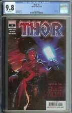 Thor #5 CGC 9.8 1st App Black Winter #731