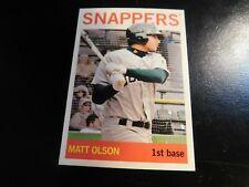 2013 Topps Heritage Minor Leagues Baseball