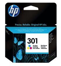 HP Nr. 301 CH562EE Original Tintenpatrone Cyan/Magenta/Gelb 3ml ABGELAUFEN
