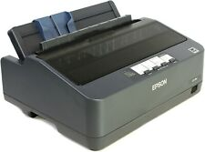 Epson LX-350 9-Pin Dot Matrix Printer 240V Ribbon Cartridge NOT included bundle