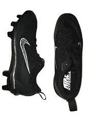Nike Lunarlon Hyperdiamond Pro- Women's 8 Softball/ Soccer Cleats Black