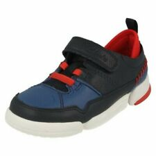Boys Clarks Casual Shoes 'Tri Scotty'