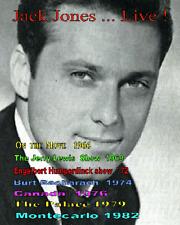 Jack Jones .. Live ! - DVD