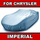 Fits. [CHRYSLER IMPERIAL] 1957 1958 1959 1960 1961 CAR COVER ☑� Best ✔CUSTOM✔FIT  for sale