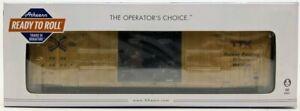Athearn 75091 HO Scale Railbox 60' Gunderson Double Door Boxcar #666851 NIB